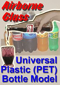 Airborne PET Bottle (2822A4)