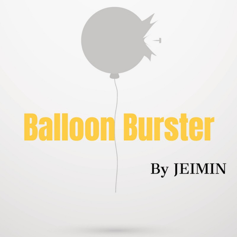 Balloon Burster by Jei Min Lee (5069)