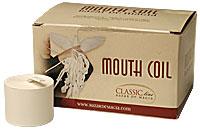 Mouth Coils Wit 12 stuks (3145)