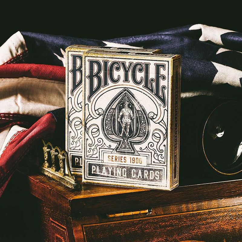 Bicycle 1900 Playing Cards (3809)