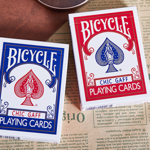 Bicycle Chic Gaff Playing Cards by Bocopo (4475)