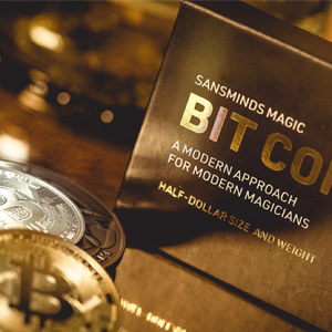 The Bit Coin Silver or Gold by Sansminds (0708)