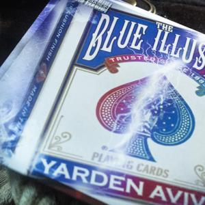 Blue Illusion by Yarden Aviv and Mark Mason (5023)