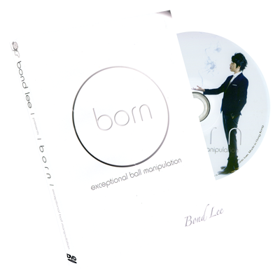 Born by Bond Lee DVD (DVD001)