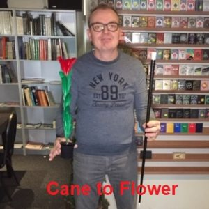 Cane to Flower & Online Video (0090-C1)