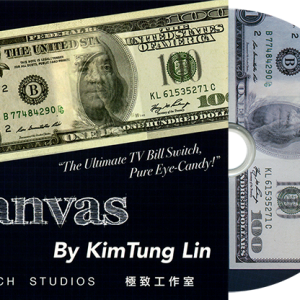 Canvas Euro by KimTung Lin (2286)