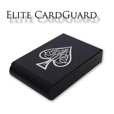 Card Guard Black Coated (2336)