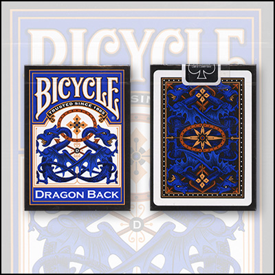 Bicycle Dragon Back Cards (3785)