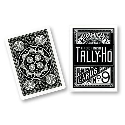 Tally Ho Fan Kaarten Zwart (2172)