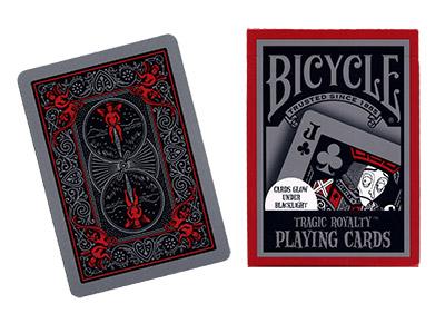 Bicycle Poker Tragic Kaartspel (2458)