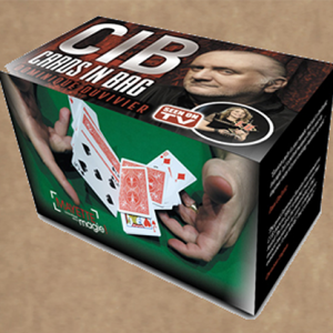 CIB: Cards In Bag by Dominique Duvivier (4990)