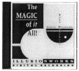 Illusionworks 2 The Magic of it All CD (DVD903)