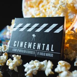 CineMental by Nikolas Mavresis (5056-W2)