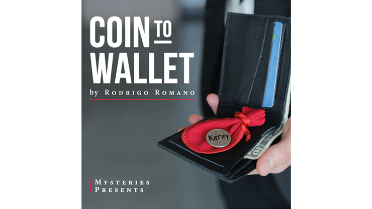 Coin to Wallet by Rodrigo Romano and Mysteries (5063)