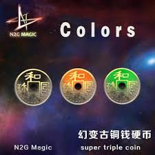Colors - Super Triple Coin by N2G (4848)