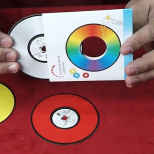 Color Changing Mini Disk (4882)