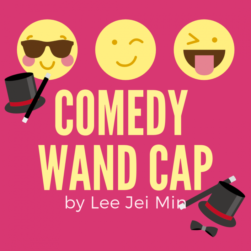 Comedy Wand by Lee Jei Min (4920)