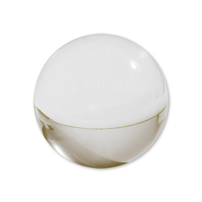 Contact Juggling Ball Acryl Clear 70 mm (3114)