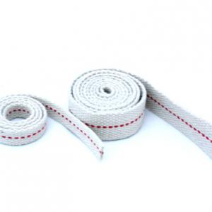 Katoenen Lont / Wick 1 mtr x 2 cm - 2mm dik (0728)