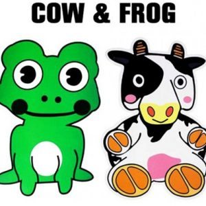 Cow & Frog Trick Groot (3896)