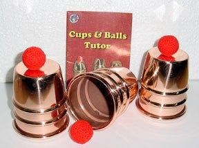Cups & Balls Koper Groot (1845-D3)