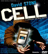 Cell trick by David Stone with 2 gimmicks (2524)