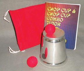Chop Cup Wide Body Model  & Online Video (4120D3)