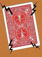 Chop Card Bicycle (2932)