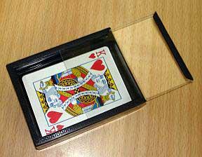 Clear Card Change Box (2569)