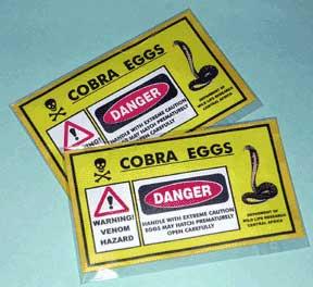 Cobra Eggs (2043)