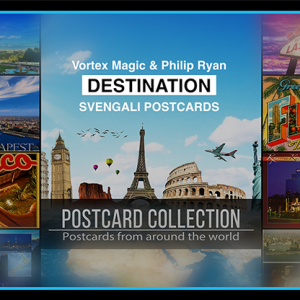 Destination by Philip Ryan & Vortex Magic (4830)