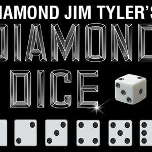 Diamond Dice Set (7 stuks) by Diamond Jim Tyler (4715)