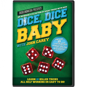 Dice, Dice Baby with John Carey (4921)