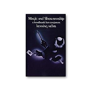 Magic & Showmanship Boek (B0194)