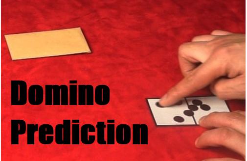 Domino Prediction by JL Magic (4912)