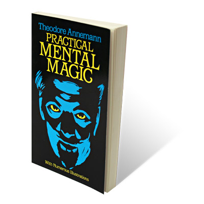 Practical Mental Magic Book (B0161)