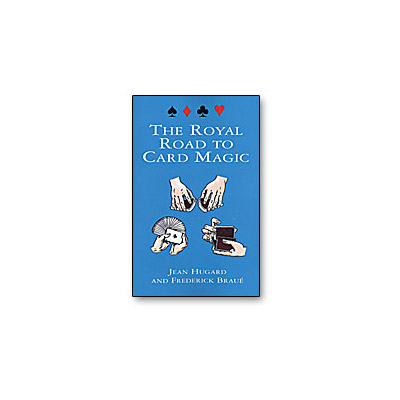 Royal Road to Card Magic Book (B0148)