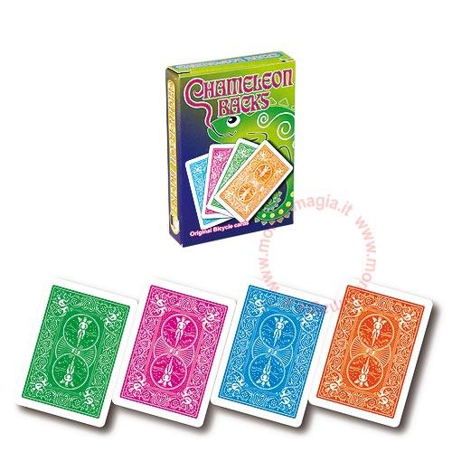 Chameleon Backs Card Trick (4017-w3)