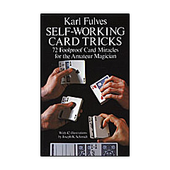 Self Working Card Tricks Book (B0150)