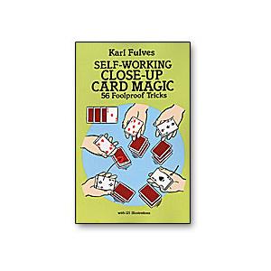 Self Working Close Up Card Magic (B0192)