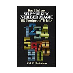 Self Working Number Magic Boek (B0182)