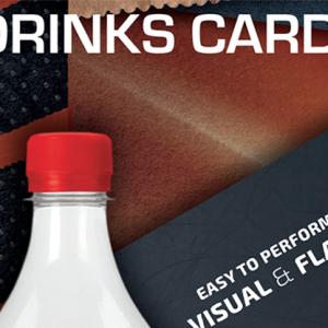 Drink Card KIT for Astonishing Bottle (4355-X9)
