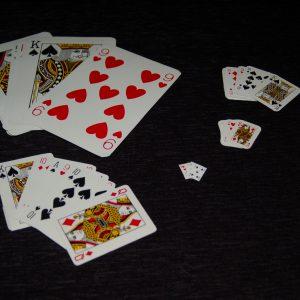 Diminishing Cards JM (0185)