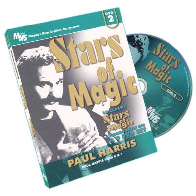 Stars of Magic 2 DVD (DVD316)