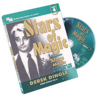 Stars of Magic 4 DVD (DVD318)