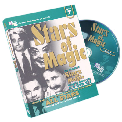 Stars of Magic 7 DVD (DVD321)