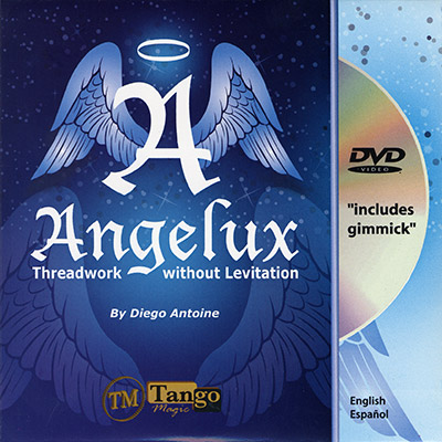 Angelux DVD & Gimmick (3105-w7)