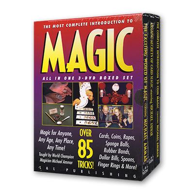 Ammar Trilogy 3-dvd Set (DVD591)