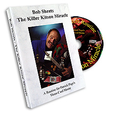 Killer Kitson Miracle DVD (DVD274)