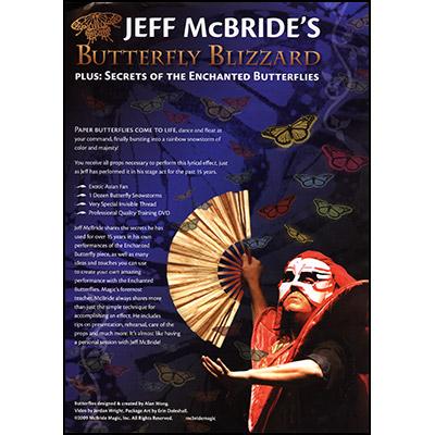 Butterfly Blizzard met DVD (2851)